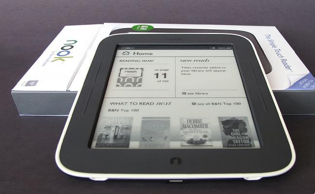 Nook Simple Touch me çmim special