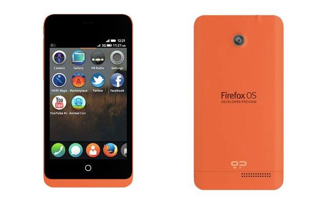 Drejtpërdrejt: Sistemi Operativ për celularë Firefox OS