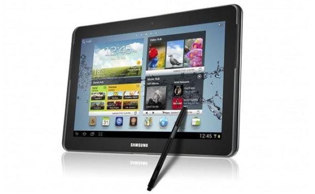 Samsung Galaxy Note 8 inç vjen në mars?