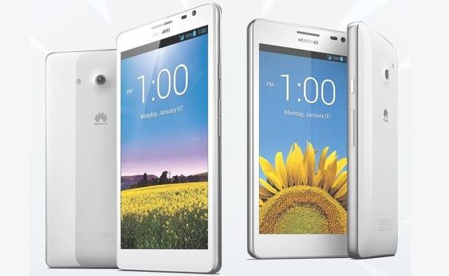 Huawei njofton për tre smartphone të ri