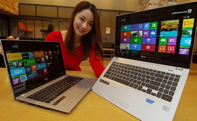 LG njofton për Ultrabook U560, me 15.6 inç