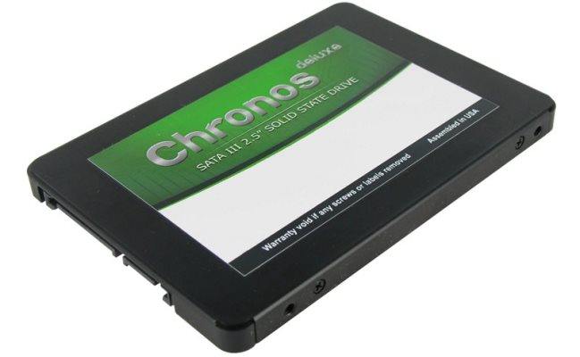 Mushkin njofton për diskun SSD Chronos 960GB