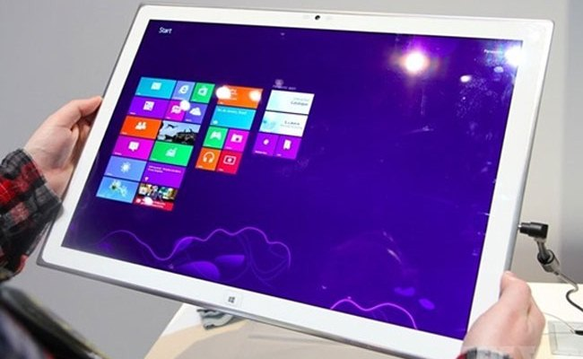 Tableti masiv Panasonic me Windows 8