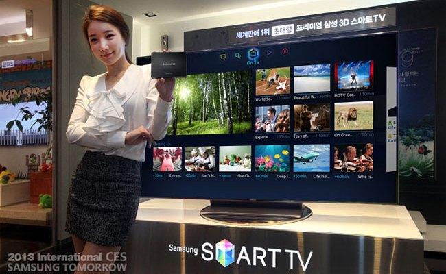 Video konferenca për shtyp nga Samsung në CES 2013
