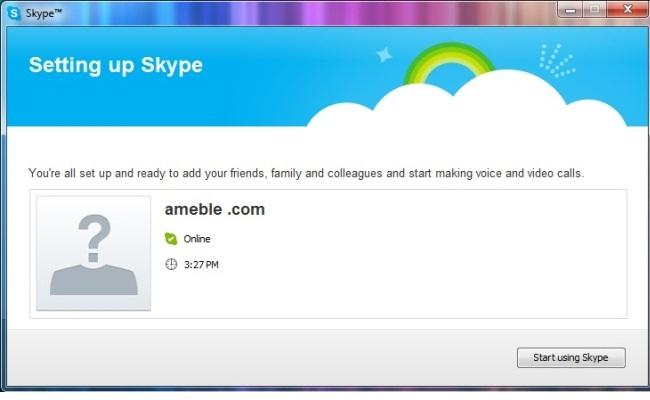 Përditësimi Skype 6.1 për Windows integrohet në Outlook