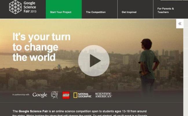 Google nis konkursin konkurrues për shkencë globale