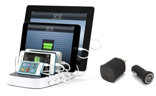 Griffin lanson Power Dock 5
