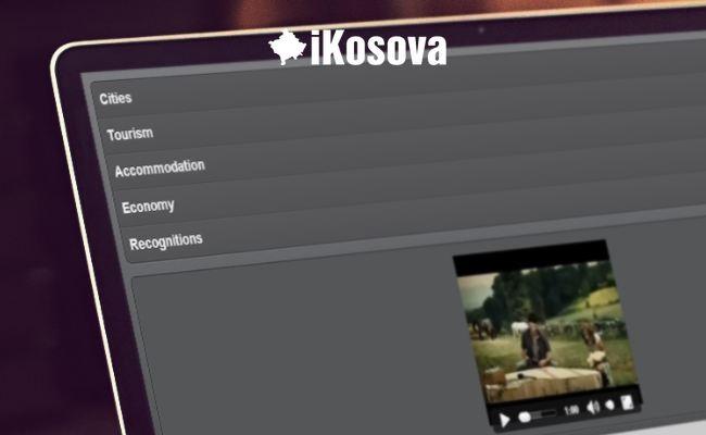 """""""iKosova"""" – aplikacion i ri informativ për Kosovën"""