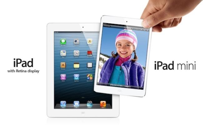 Apple iPad 5 dhe iPad Mini vijnë në Mars
