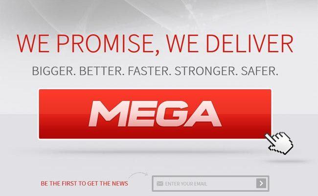 Mega do të ofrojë 50GB hapësirë për të dhëna, pa pagesë