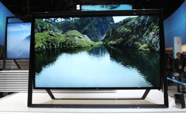 Samsung ka shfaqur një TV të ri 110 inç në CES 2013