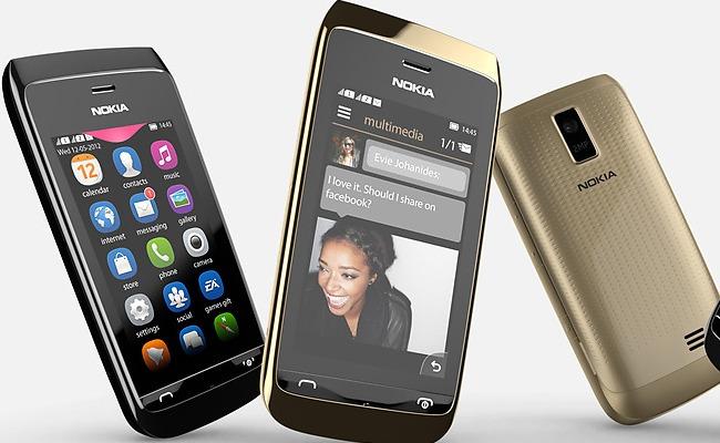 Nokia njofton për Smartphone Asha 310 Dual-SIM