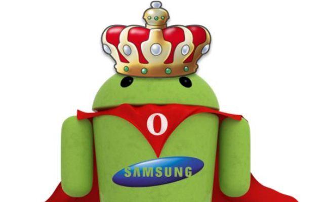 8 nga top 10 pajisje Android janë nga Samsung
