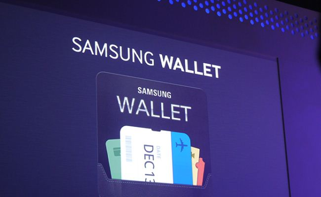 Samsung prezanton aplikacionin e ri Wallet