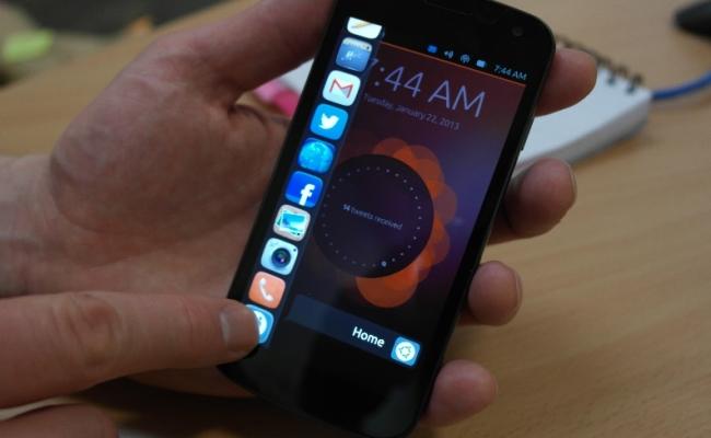 Ubuntu për Galaxy Nexus dhe Nexus 4 mbërrin me 21 Shkurt