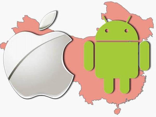 Kina pritet të mposht SHBA-në me pajisje Android dhe iOS