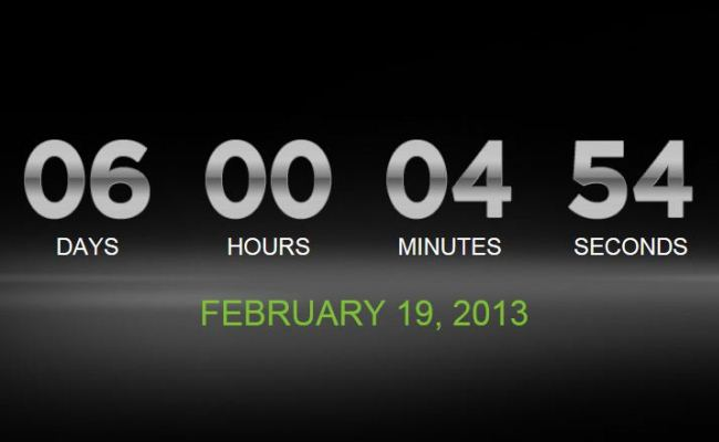 Ka filluar llogaritja e kohës për HTC One (HTC M7)