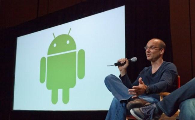 Andy Rubin tërhiqet nga pozita e shefit të Android-it