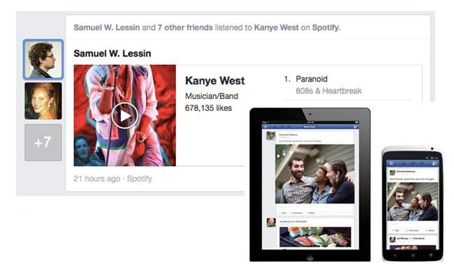 Si do të duket Facebook-u me dizajn të ri?