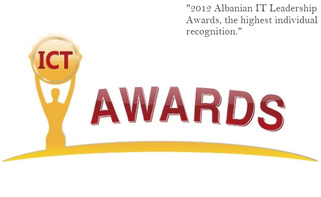 Albanian ICT Awards 2012