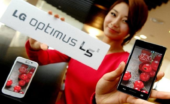 Fillon shitja e LG Optimus L5 II me dual-SIM