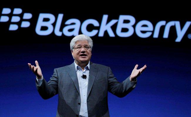 Themeluesi i BlackBerry-it Mike Lazaridis lë kompaninë