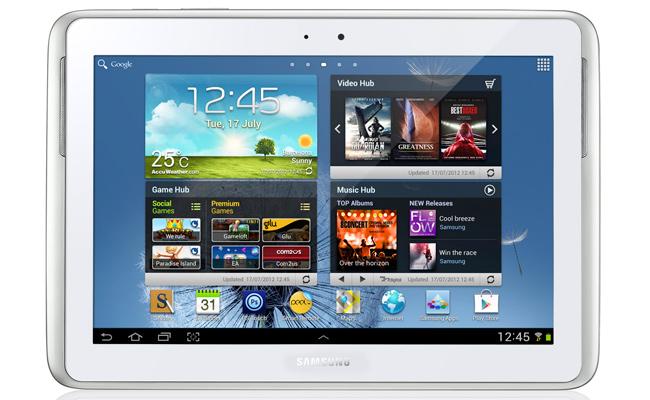 Samsung Galaxy Note 10.1 në shitje nga 7 Marsi