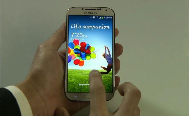 Zyrtarizohet Galaxy S4