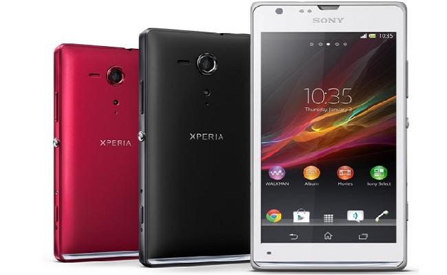 Publikohen Smartphone Sony Xperia SP dhe Xperia L