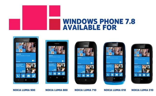 Vazhdon përditësimi i Windows Phone 7.8
