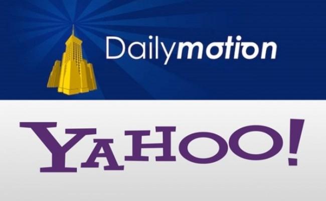 Yahoo në negociata për blerjen e Dailymotion
