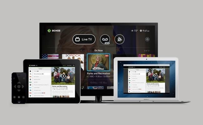 Boxee me një përditësim të ri të softuerit Boxee TV