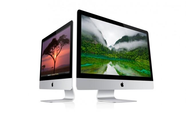Apple prezanton versionin e përditësuar iMac 21.5 inç