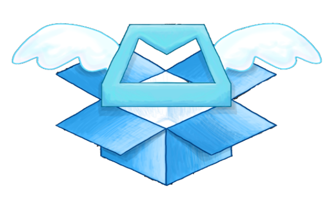 """Dropbox njofton për blerjen e aplikacionit """"Mailbox"""""""