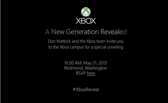 A new generation xbox
