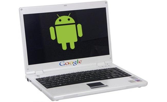 Se shpejti, Laptop me platformën Android
