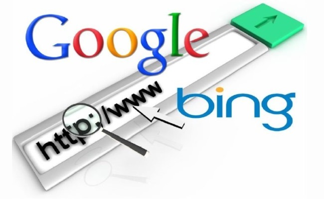 Google vs Bing!