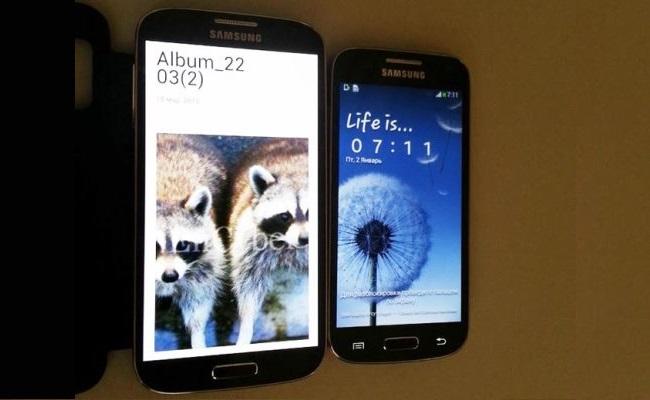 Samsung Galaxy S4 Mini prezentohet ketë javë