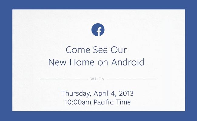 """Drejtpërdrejt: ngjarja nga Facebook """"New Home on Android"""""""