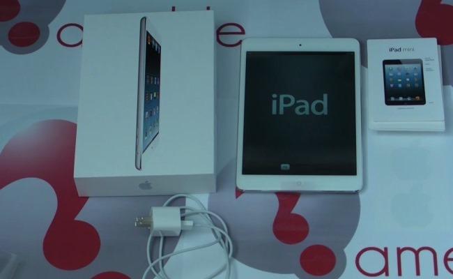 Video Shpaketim: iPad Mini
