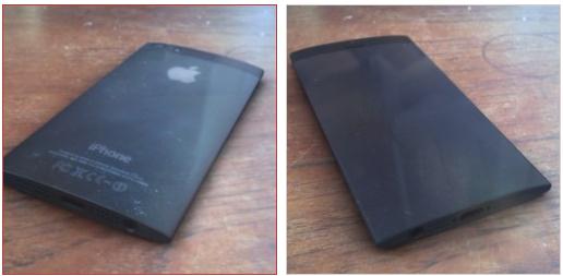 iPhone 5S -ameble