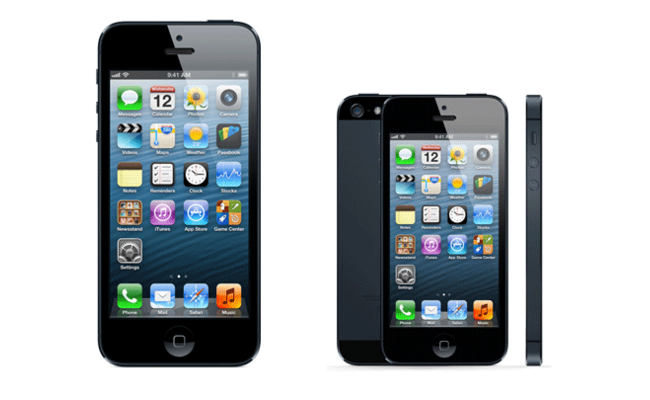 iPhone 5S me madhësi të ndryshme, dizajni mbetet i njejtë?