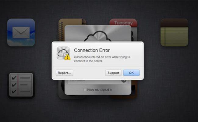 Shërbimi Apple iCloud jashtë funksionit