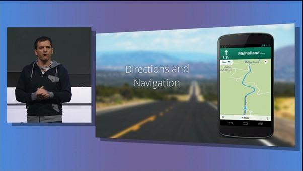 Google Maps Navigacioni
