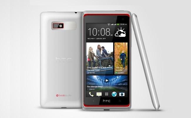 Lansohet HTC Desire 600 me 2-SIM kartela