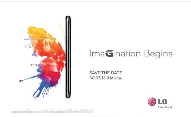 LG dërgon ftesa për 30 Maj, vjen me një smartphone të ri