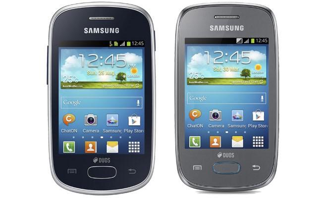 Samsung Galaxy Star me 2-SIM vetëm 70 €