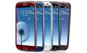 Samsung Galaxy s3 ne ngjyra