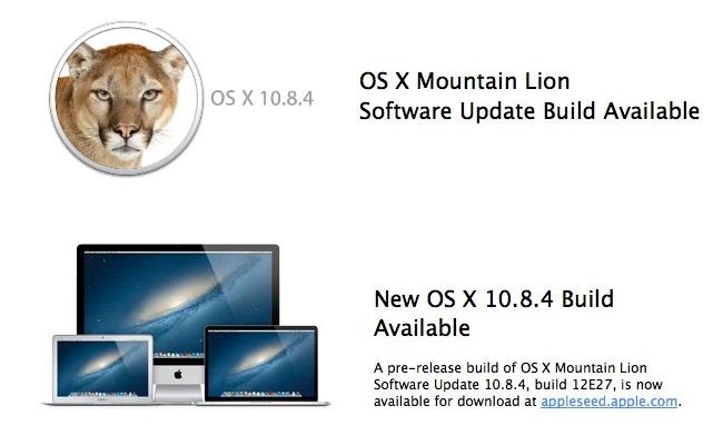 Apple OS X 10.8.4