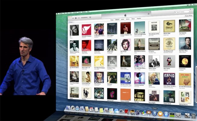 Apple njofton për OS X Mavericks në WWDC 2013